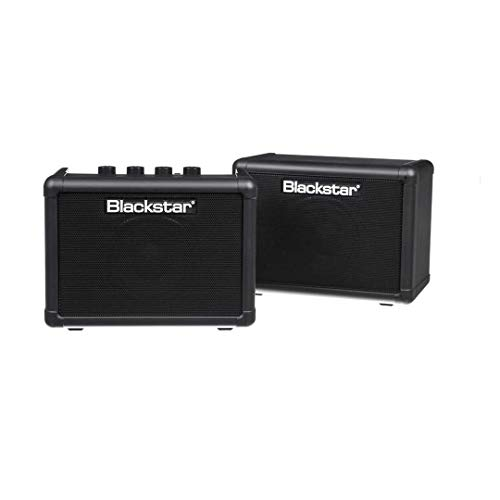(Blackstar Guitar Combo Amplifier, Black (FLY3PAK))