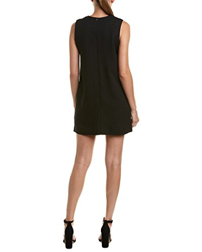 Black Shift Pleated Womens S Beulah Dress wxXCqp1wP