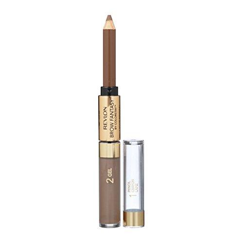 Revlon Brow Fantasy Pencil Amp Gel By ColorStay Light Brown
