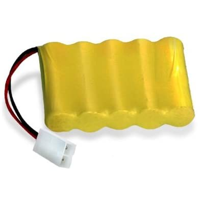 Kidirace Spare & Replacement Rechargeable Battery Rock Crawler Car: Toys & Games