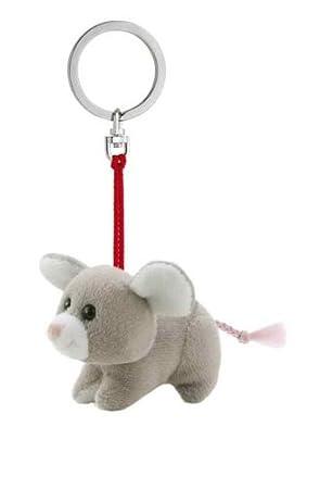 Trudi - Llavero de peluche, diseño de ratón