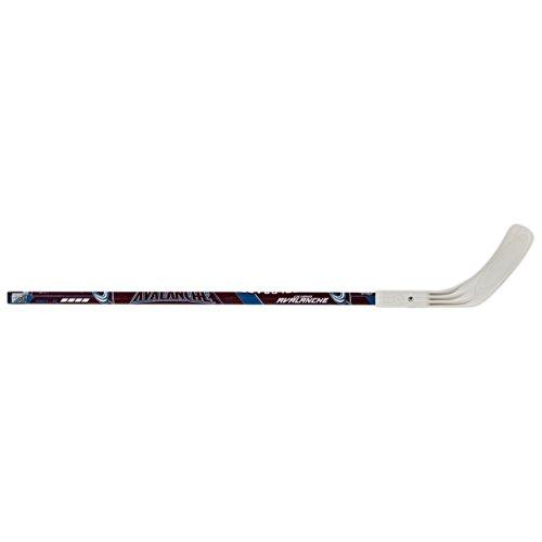 Franklin Sports Colorado Avalanche Street Hockey Stick - 40
