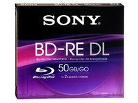 SONY BDRE 50GB 2x Pack 1 - BNE50B by Sony