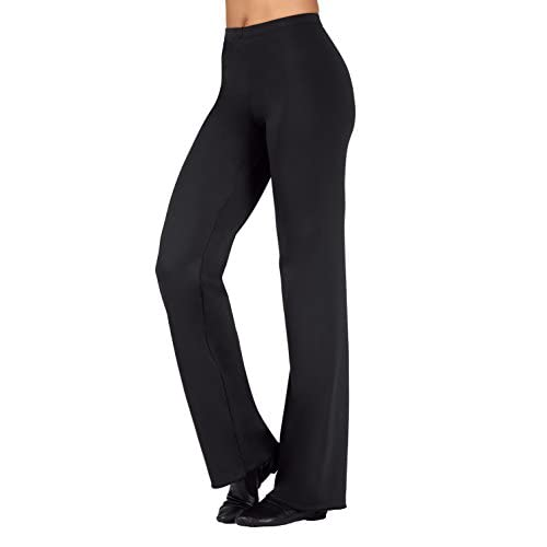 Cheap Body Wrappers Adult Bootcut Jazz Pants,MT0691 supplier