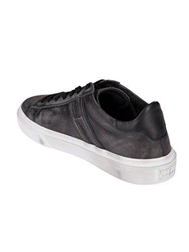 Hogan Mænd Hxm3400j310ht70xf9 Grå Læder Sneakers wOKJH