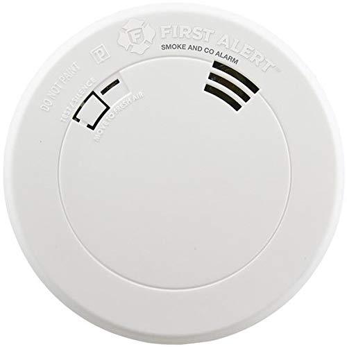 First Alert 1039787 Smoke & Carbon Monoxide Alarm With Voice