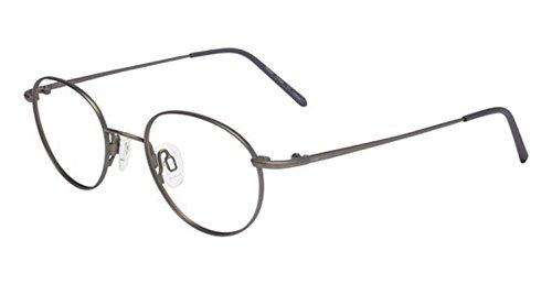 Flexon Flexon 623 Eyeglasses 014 Charcoal Demo 48 19 - Flexon Eyeglasses