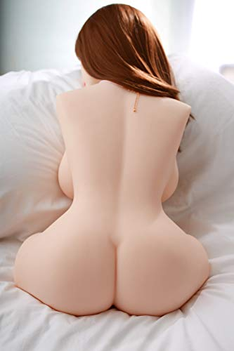 3D Toys Doll Silicone for Men Made of TPE and Titanium Alloy MoiDol Real Sex Doll Woman Medium Skin Brown Eyes by Mandarin Duck (Image #8)