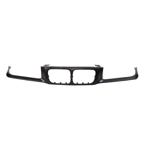 CarPartsDepot, Grille Nose Panel Mounting Trim Without Headlamp Primered Steel, 402-12172 BM1210106 41338225981
