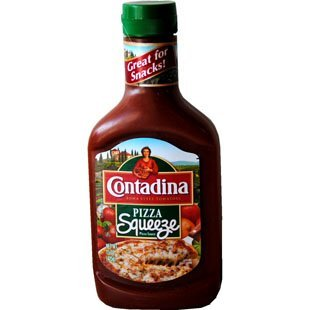 (Contadina Pizza Sauce Bottle, 15 oz Bottle (Pack of 4))