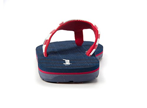 Just Speed Sandali Infradito Sandali Infradito Bandiera Usa 4 Luglio Spangled Star Patriot Orgoglio Scarpe Blu