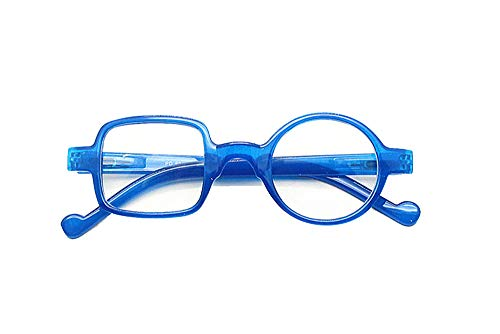 Beison One Square One Round Readers Reading Glasses