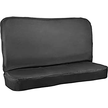 Amazon Com Universal Fit Animal Print Bench Seat Cover