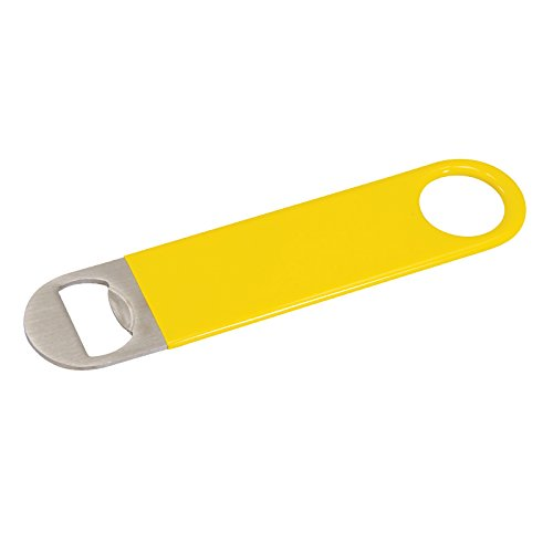 Thirsty Rhino Rubber Coated Suma Bottle Opener (Yellow) (Rhino Yellow)