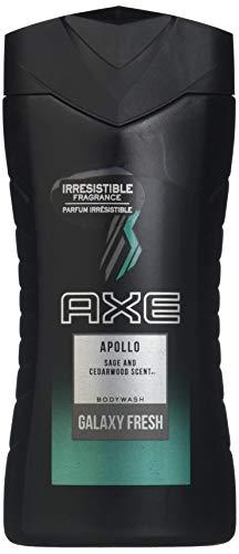 Axe Shower Gel Apollo 250ML 1 Count