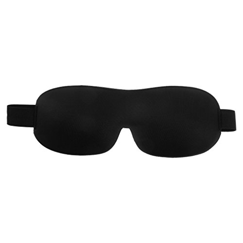 MagiDeal Unisex Cotton Travel Blindfold