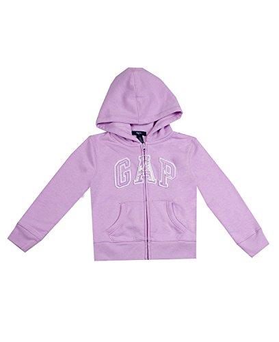 gap-girls-zip-up-fleece-arch-logo-hoodie-xs-fuchsia