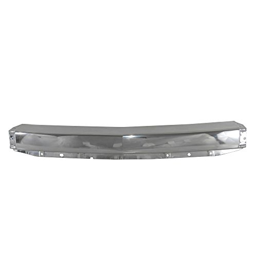 Titanium Plus 2007-2013 Chevrolet Silverado 1500 | 2007-2007 Chevrolet Silverado 1500 Classic Front Bumper Face Bar WITHOUT AIR ()