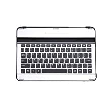 myBitti Bluetooth Keyboard Aluminum Case for Samsung Galaxy Tab10.1 P7510 P7500 (sliver and black)