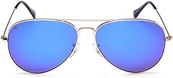 Prive Revaux The Commando Polarized Aviator Sunglasses