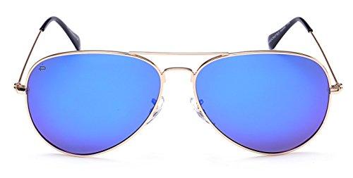 """PRIVÉ REVAUX """"The Commando"""" Handcrafted Designer Polarized Aviator Sunglasses For Men &..."""