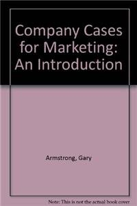 Company Cases for Marketing: An Introduction