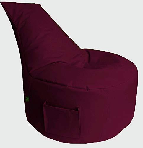 GlueckBean - Puf para Interior y Exterior, para niños y Adultos ...