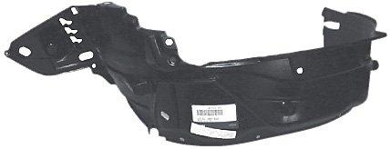 OE Replacement Honda Civic Front Driver Side Fender Inner Panel (Partslink Number (Honda Civic 2004 Inner Fender)