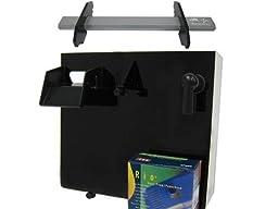 CPR Aquatic AquaFuge 2 Medium Hang-on Back Refugium w/ Pump, LED Light & Stand …