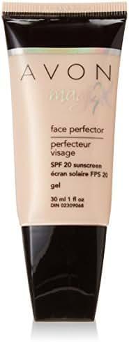 Avon Face Perfector Spf 20 Sunscreen, New Packet