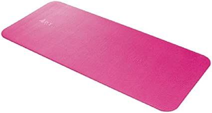 Amazon Com Fitline 140 Airex Gymnastics Pilates Yoga Mat 55 1 X 23 6 X 0 4 Pink Sports Outdoors