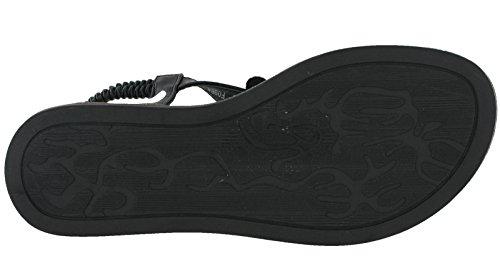 Savannah - Zapatos de tacón  mujer negro