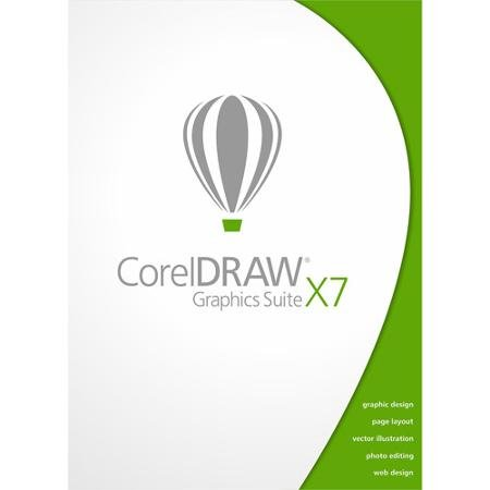 Corel Design Your Way With Coreldraw Home & Student Suite X7 Delivering All The Conte