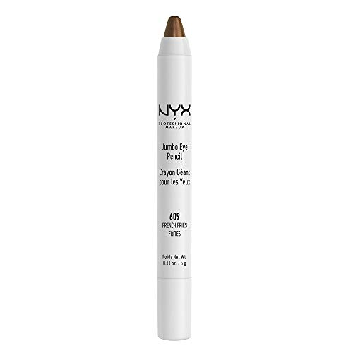NYX PROFESSIONAL MAKEUP Jumbo Eye Pencil, French Fries, 0.18 Ounce