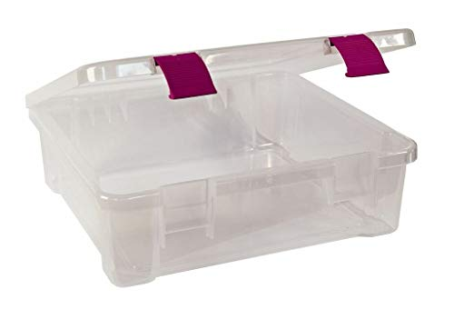 Options Creative Organizers - Creative Options File Tub Scrapbooking Storage Box