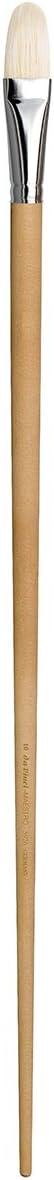 Size 7 Short Filbert Hog Bristle with 24-Inch Handle 5426-7 da Vinci Mural Series 5426 Maestro 2 Paint Brush