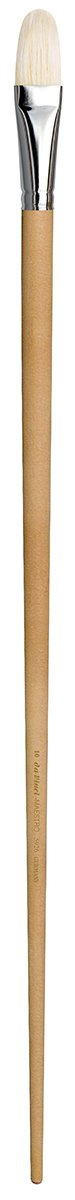 da Vinci Mural Series 5926 Maestro 2 Paint Brush, Filbert Hog Bristle with 24-Inch Handle, Size 10 by da Vinci Brushes