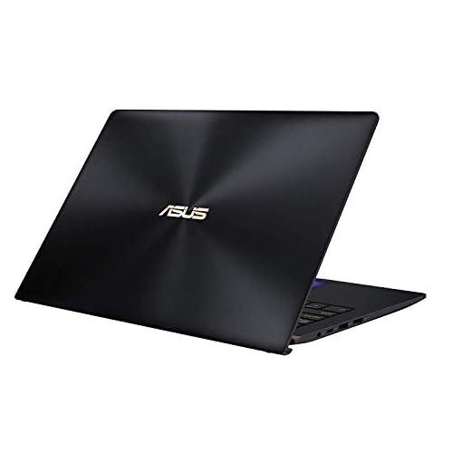 "ASUS ZenBook Pro 14 UX480FD-BE010T - Portátil de 14"" FullHD (Intel Core i7-8565U, 16GB RAM, 512GB SSD, NVIDIA GeForce GTX1050 4 GB, Windows 10) Metal Azul Profundo - Teclado QWERTY Español 6"