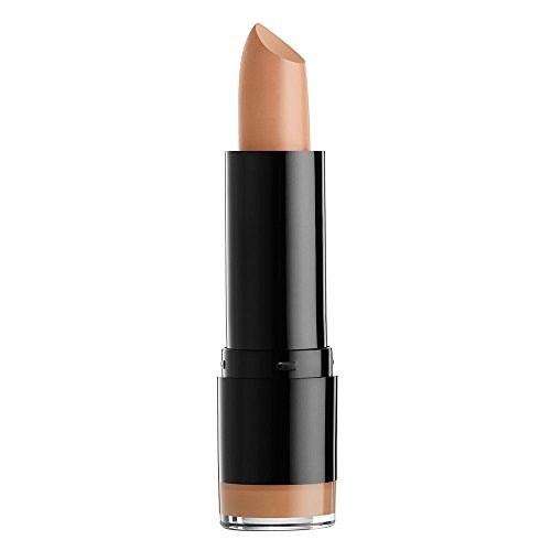 NYX PROFESSIONAL MAKEUP Extra Creamy Round Lipstick, Honey, 0.14 Ounce