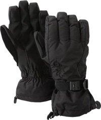 Burton Womens Approach Snowboard Glove 2010, True Black, L 2010 Mens Snowboard Gloves