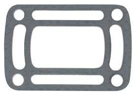 OMC & VOLVO PENTA EXHAUST ELBOW RISER GASKET | GLM Part Number: 33810; Sierra Part Number: 18-0943; OMC Part Number: 351325; Volvo Part Number: 3850496