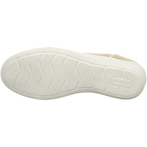 Largeur Hasta Chaussures 326003 683 Femme Waldläufer Beige H 041 wqf1taY