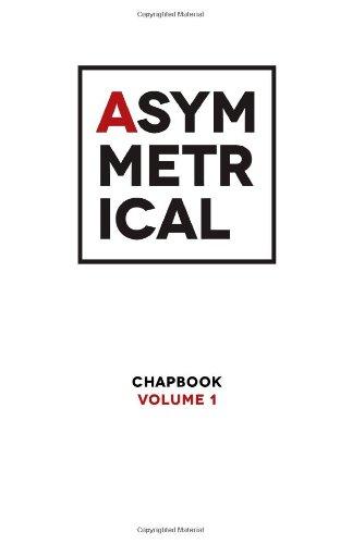 Chapbook Volume 1