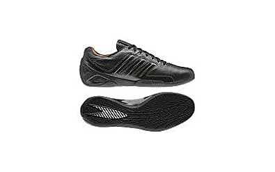 Adidas Adiracer Remodel Low Men`s Shoes - Black1/Black/White (8.5)