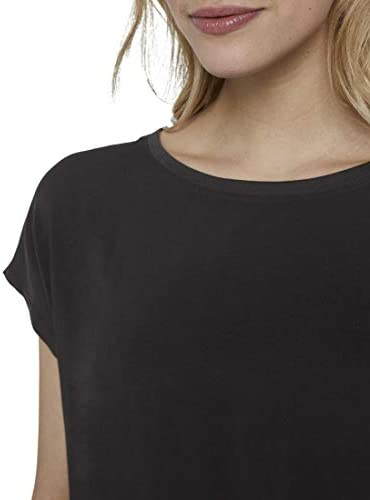 TOM TAILOR damska bluzka, koszulki i koszule, bluzka z detalami związanymi z węzłem i guzikami: Odzież