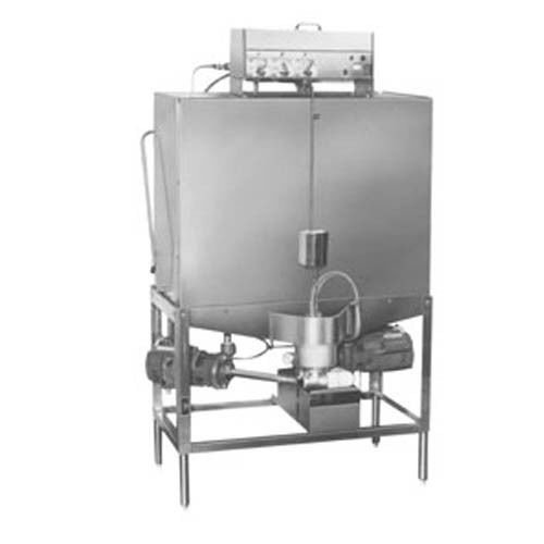 Cma S-B Pot and Pan Dishwasher, Door Type, 80 Racks Per Hour, Low Temp, Chemical by CMA