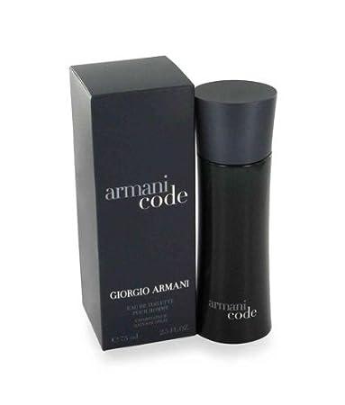 Amazon.com: Armani Code Colonia por Giorgio Armani, 4.2 oz ...