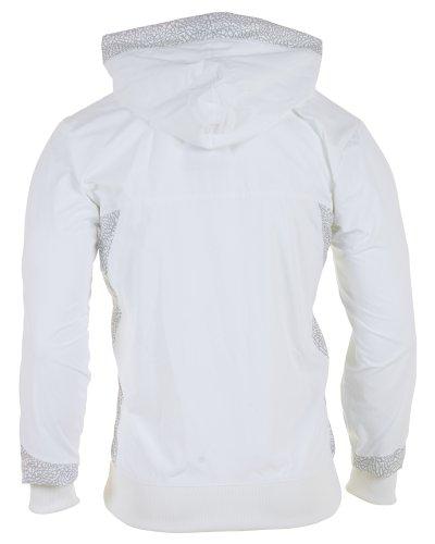 02fa9cec5d5 Jordan Retro 3 Woven Hoodie Style: 573924-100 Size: 3XL - Buy Online ...