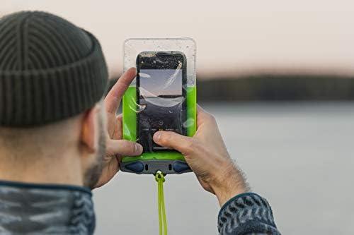 Google Pixel 4 XL Pixel 3 Pixel 2 Pixel Black Aquapac Waterproof Phone Case Samsung S10 Plus S9 S8 S7 iPhone 11 Pro Max XS Max 11 XR 8 Plus 7 Plus//6 Plus