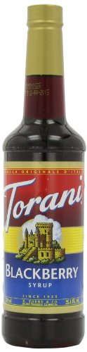 Torani Syrup, Blackberry, 25.4-Ounce Bottles (Pack of 3)